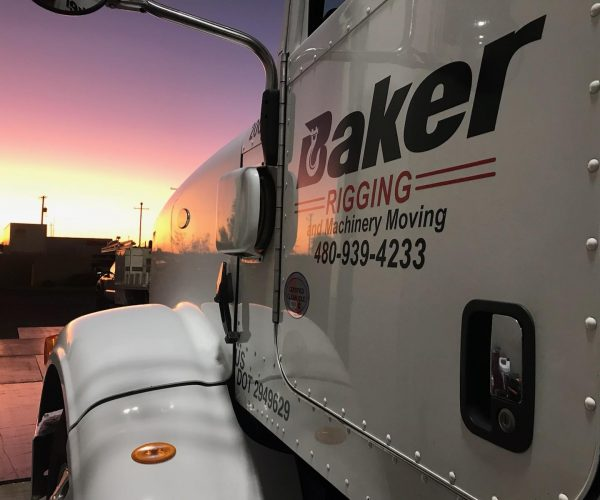 Baker Rigging Services